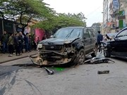 Dozens killed in road accidents on first two days of holiday