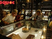 Exhibition features imperial workshops of Nguyen Dynasty