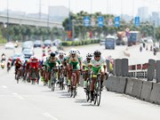 HCM City Television Cycling Tournament wraps up