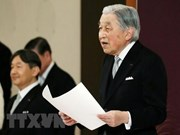 Top leader sends letter to Japanese King Father