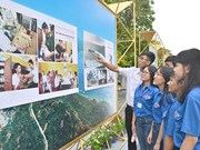 Photos on HCM City's 44 years of development, integration on display