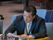Vietnam calls for restoration of Palestinian authority's role in Gaza