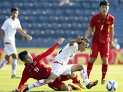 Vietnam's U23 team to play friendly match against Myanmar in June