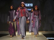 Indonesia targets to become world's Muslim fashion centre by 2020