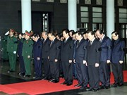 Nation pays homage to former President Le Duc Anh