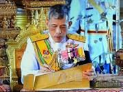 Thai King grants royal pardons for prisoners