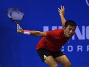 Top Vietnamese player eliminated from ATP Challenger Savannah