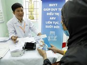 Hanoi launches U=U campaign to control HIV/AIDS cases
