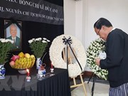 Former President remembered in Myanmar, Netherlands
