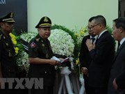 Foreign officials mourn former President Le Duc Anh's passing
