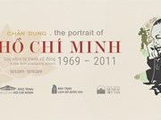Poster exhibition portrays late President Ho Chi Minh