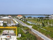 Tra Vinh province sees vigorous trade, industrial growth