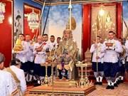 Party chief, President congratulates Thai King on coronation