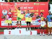 Cycling tourney celebrating Dien Bien Phu Victory wraps up