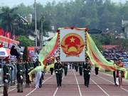 Dien Bien province celebrates major holidays