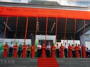 Ho Chi Minh City press centre put into operation