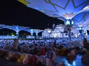 Muslim followers in Indonesia start Ramadan fasting month