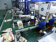 Chinese rice importers visit Vietnam