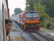Thailand develops railway to boost economic development