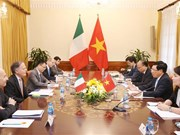 Vietnam, Italy seek to foster collaboration