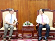 Lai Chau looks to bolster cooperation with Austrian localities