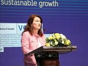Sweden pledges to help Vietnam in energy saving