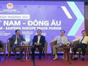 Forum looks to bolster Vietnam-Eastern Europe trade