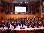 Belgian conductor to lead Vietnamese choir at concert