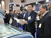 Vietnam's seafood promoted in Brussels expo