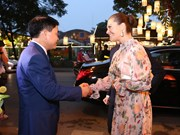 Hanoi bolsters cooperation with Sweden