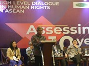 ASEAN bolsters cooperation in human rights