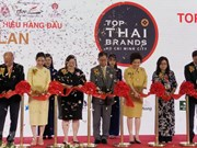 Top Thai Brands exhibition 2019 underway in HCM City