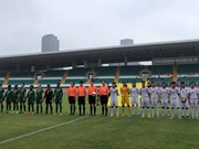 Vietnam defeat South Africa 3-0 in U19's friendly