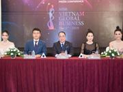 Miss Vietnam Global Business to be held in RoK in June