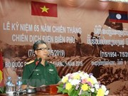 Dien Bien Phu victory celebrated in Laos