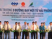 Bamboo Airways launches three air routes to Hai Phong