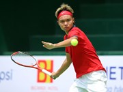 Vietnam ranks second at ASEAN team tennis champs