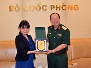 Defence ministry supports Vietnam-Japan peacekeeping cooperation