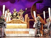 Traditional theatre festival opens in Thanh Hoa
