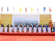 Construction of 105 million USD project begins in Hai Phong