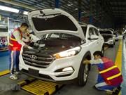 Auto sales down 35 percent in April