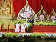 Buddhism delegations from China, Laos, Cambodia, Thailand welcomed