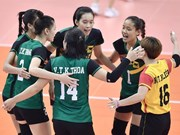 Binh Dien Long An beat Thailand's U23 team in int'l volleyball tourney