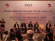 US-funded firms hoped to take lead in connecting with VN peers