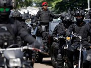 Indonesia tightens security ahead of election result announcement