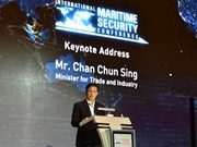 Trust, cooperation vital for marine security: Singaporean official