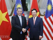 Vietnam, Malaysia target 15 billion USD in trade by 2020