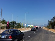 Da Nang opens south-east ring-road section
