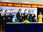 Vinaconex seals cooperation deal with foreign partner