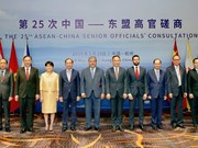 ASEAN, China talk ways to bolster strategic partnership